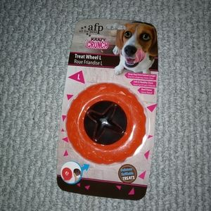 NWT AFP Crazy Krunch Treat Toy